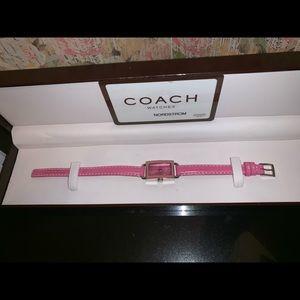 NEW! Coach watch